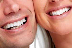 Close up of man and women smiling side by side, Curry and Taylor DDS, 3815 Beck Road, St.Joseph, MO, 64506