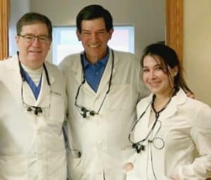 Foundations of health dental care, Dr. Charles, Dr. Curry and Dr. Taylor, St. Joseph, MO