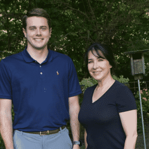 Dr. Susan Charles and Dr. Harrison Smith, dentist in St. Joseph, MO